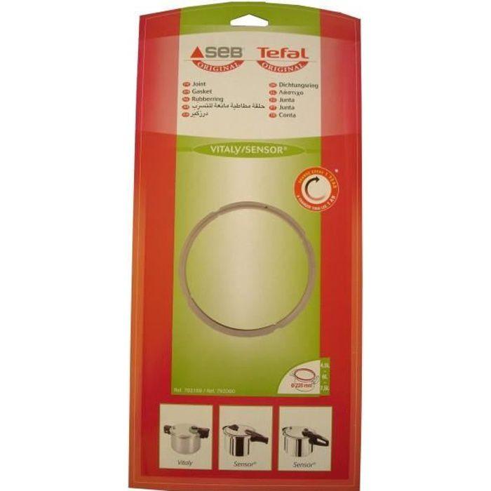 joint pour autocuiseur seb inox sensor et kwisto 792189