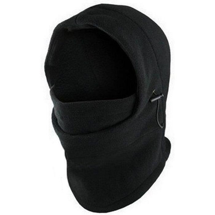 TRIXES Balaclava Thermique Polaire Masque Capuche pour Réchauffer la Tête et le Cou