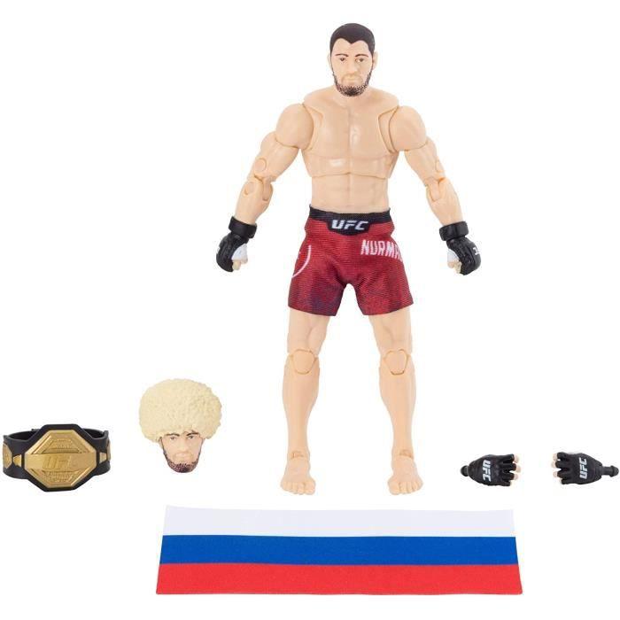 UFC Ultimate Series Figurine collector Khabib Nurmagomedov, 15,2 cm ZKMULTIMADIA