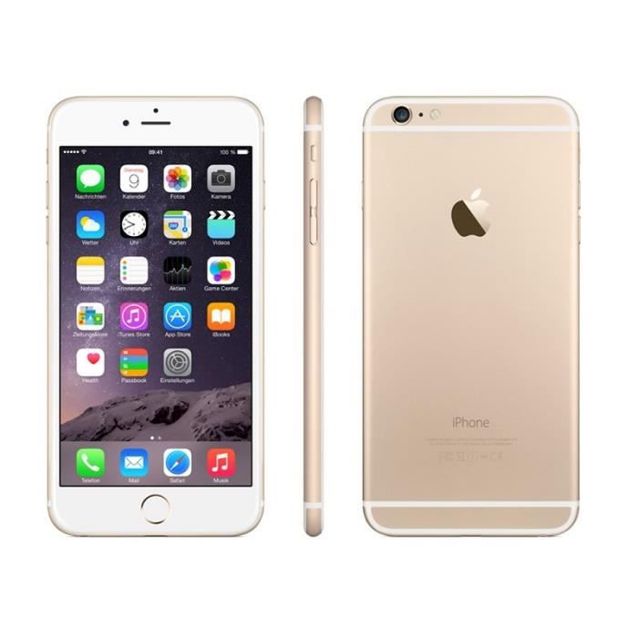 apple iphone 6 plus a1522 4g smartphone 5 5 pouces ecran ios 8 16 go double cam ra wifi. Black Bedroom Furniture Sets. Home Design Ideas