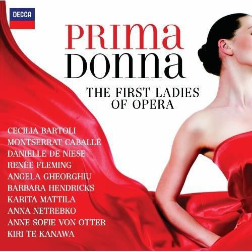prima donna the first ladies of opera prima achat cd cd musique classique pas cher. Black Bedroom Furniture Sets. Home Design Ideas