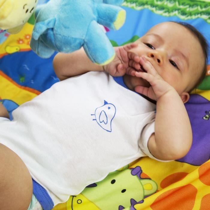 BODY BEBE - Lot de 2 - Pyjama - Body - Mixte bébé 100%
