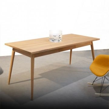 Table en teck jon k 180 achat vente table manger - Achat table a manger ...