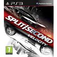JEU PS3 SPLIT SECOND : VELOCITY / Jeu PS3