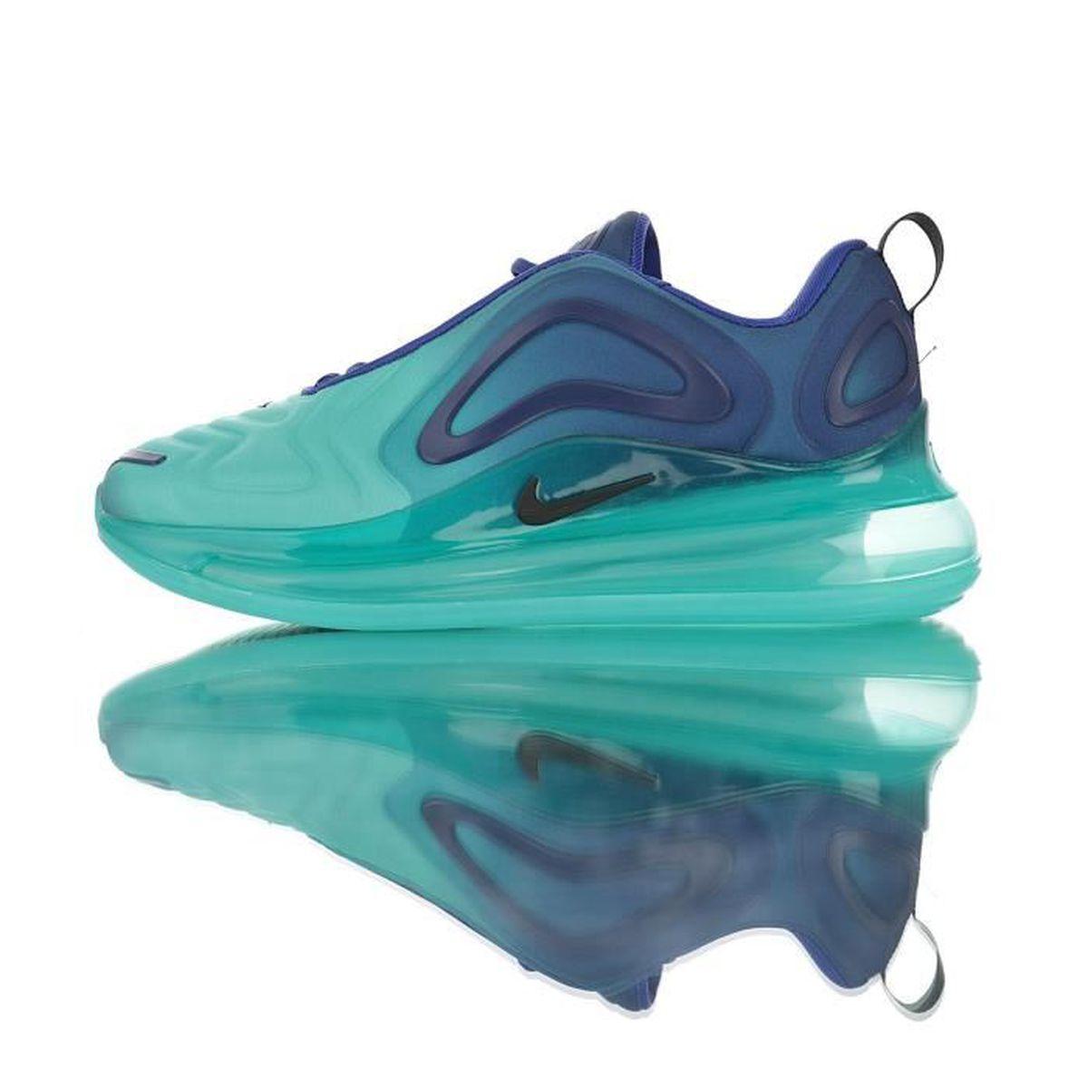 top fashion run shoes best shoes Baskets Nike Air Max 720 Homme et Femme Vert Running Chaussures ...