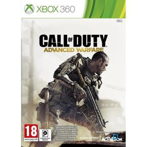 JEUX XBOX 360 Call of Duty: Advanced Warfare Edition D1 XBOX 360