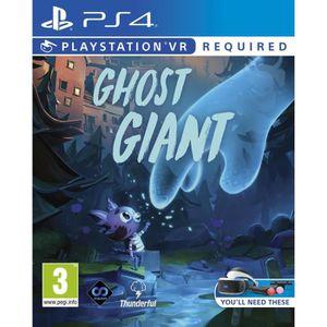 JEU PS VR Ghost Giant VR Jeu PS4 (PSVR obligatoire)
