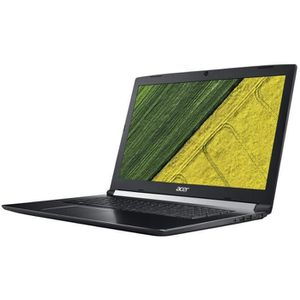 ORDINATEUR PORTABLE Acer Aspire 7 A717-72G-579U Core i5 8300H - 2.3 GH