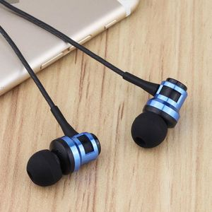 CASQUE - ÉCOUTEURS Pour iPhone Pour Samsung 3.5mm Écouteurs Stéréo In