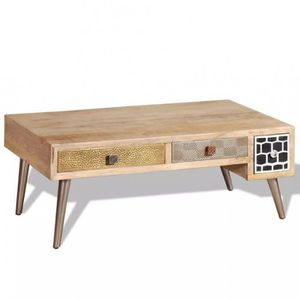 TABLE BASSE ICAVERNE serie Tables basses Distingue  Table bass