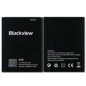 Batterie téléphone Pour Blackview A20/Blackview A20 PRO Batterie 3000