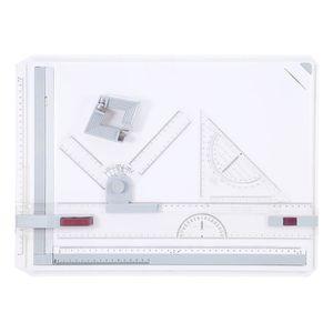 TABLE A DESSIN Planche à dessin A3 avec mouvement parallèle et rè