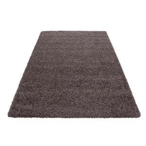 TAPIS Hochflor Shaggy tapis longue pile facile d'entreti