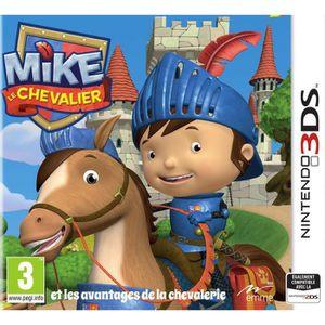 JEU 3DS  Mike Le Chevalier : Et Les Avantages De La Cheval