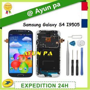 PIÈCE TÉLÉPHONE Ecran Lcd Pour Samsung Galaxy S4 i9505 Vitre Tacti