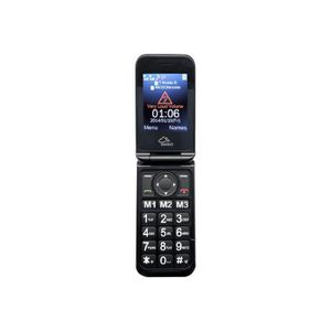 TELEPHONE PORTABLE SENIOR Téléphone sénior mobile clapet M800-3G SWITEL 3G -