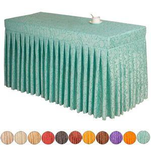 Lot de 5guirlandes en perles pour table de f/ête Noir 1,3m