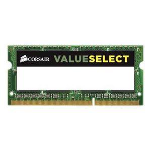 MÉMOIRE RAM CORSAIR Mémoire PC Portable DDR3 - Value Select 4
