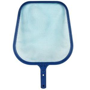 BALAI - BROSSE  Tête d'épuisette de surface bleu pour piscine adap