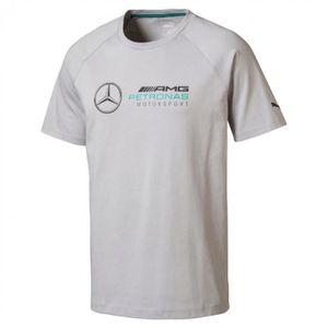 T-SHIRT MAILLOT DE SPORT T-shirt Puma Mercedes AMG Petronas