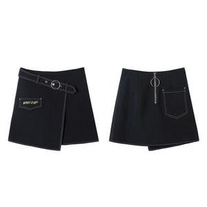 JUPE jupe femme  -  jupe courte femme ZX-FZ4028