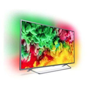 Téléviseur LED Philips 65PUS6753 Téléviseur 65'' Smart TV ultra-p