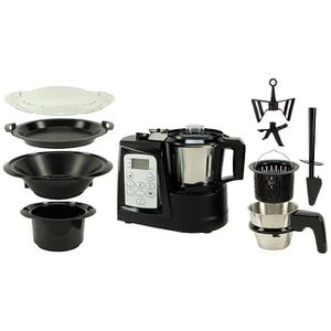 thermogourmet robot multifonction 1500w achat vente
