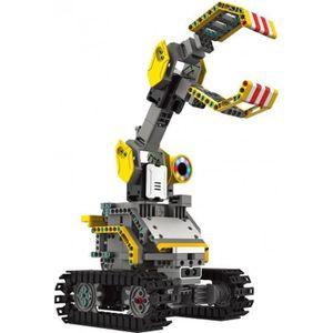 ROBOT - ANIMAL ANIMÉ UBTECH - Jimu Trackbots - Kit Robot de Constructio