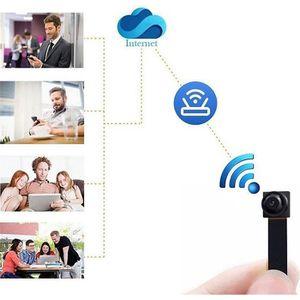 CAMÉRA MINIATURE Wifi caméra 1080P mini caméra cachée sans fil full