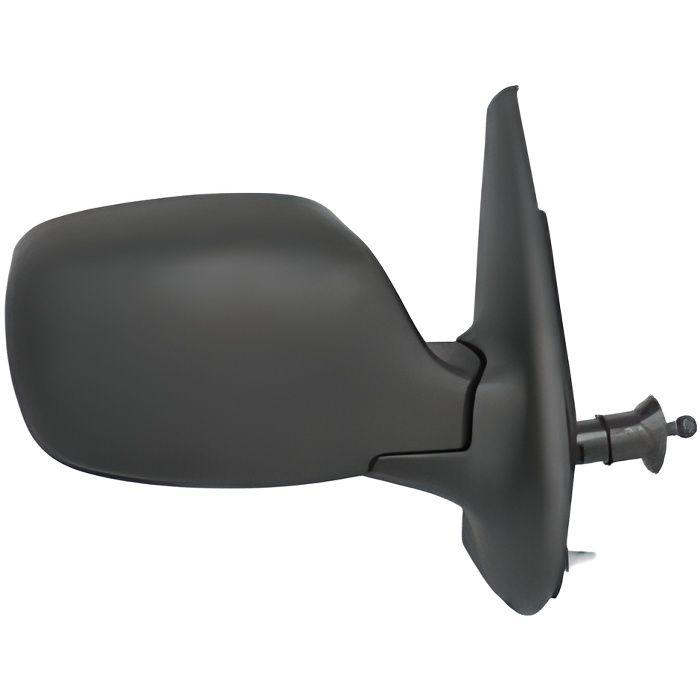 Rétroviseur mécanique droit noir Renault Kangoo 2001-2008 RA21315