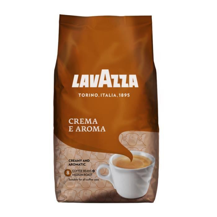 LAVAZZA GRAIN CREMA & AROMA 6Kg