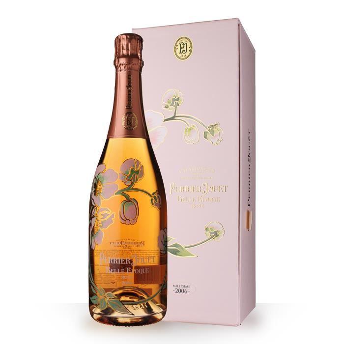 Perrier-Jouët Belle Epoque 2006 Rosé 75cl - Coffret - Champagne