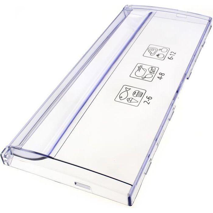 Facade de tiroir congelateur pour Refrigerateur Beko, Congelateur Beko - 3665392089964
