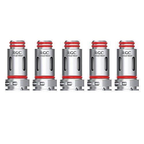 Cigarette électronique Pack de 5 resistances RGC Conical 0.17ohm RPM80 Smok