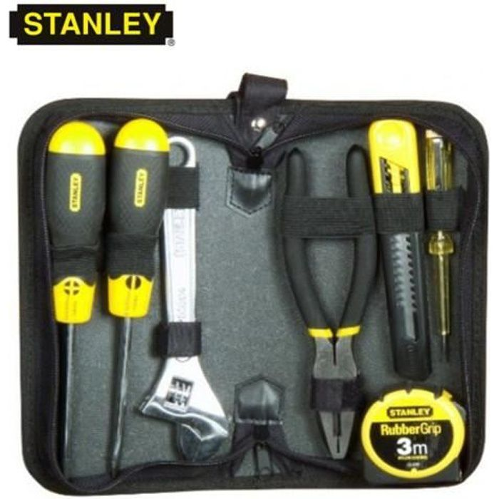 Trousse outillage 7 outils 1-90-596.
