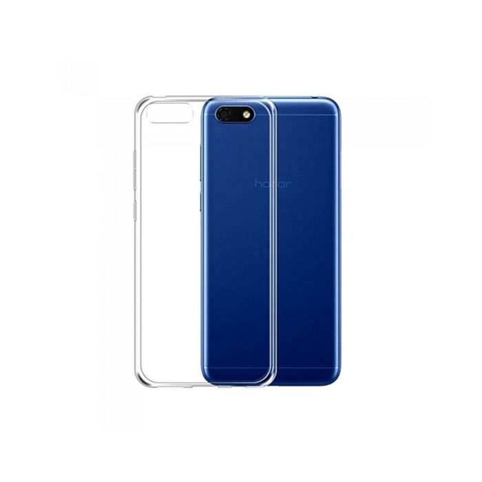Coque de protection TPU WE pour Huawei Y5 / Honor 7S Transparent