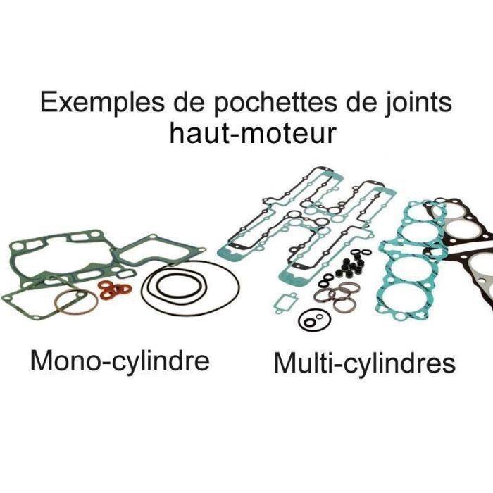 3 joints Joint moteur MBK Skycruiser pour 125 cc de 2005 a 2012 482221 etat Neuf Pochette de joint haut moteur