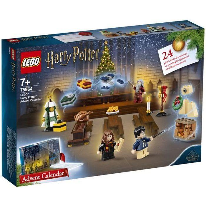 ASSEMBLAGE CONSTRUCTION LEGO® Harry Potter™ 75964 Calendrier de l'Avent