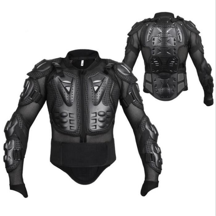 LOISK Hommes Moto Textile Blouson V/êtements de Protection Moto Armure Veste de Motocross Imperm/éable Respirante r/éfl/échissante Haute visibilit/é /Édition Am/élior/ée dautomne