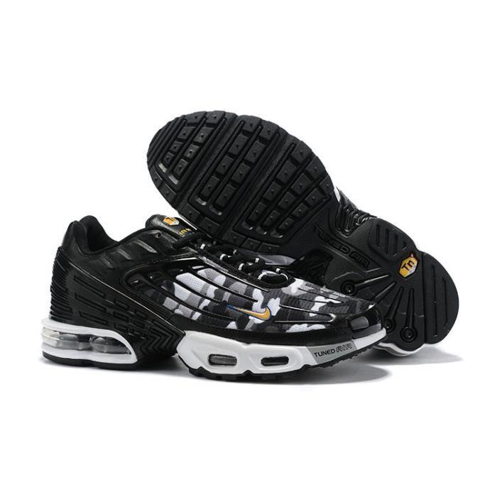 """Basket Nike Air Max Plus 3 TN """"Parachute"""" Homme Chaussures ..."""