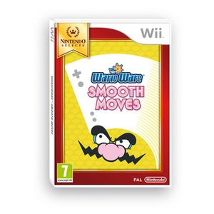 JEU WII WarioWare : Smooth Moves Selects - Jeu Wii