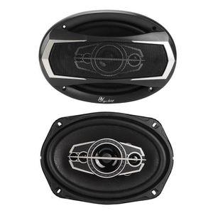 HAUT PARLEUR VOITURE YL-6998B 1 Paire Haut-parleur Coaxial Audio de Voi