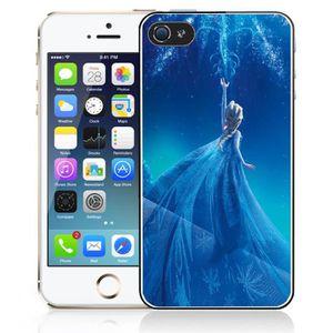 Coque iphone 5 la reine des neiges - Cdiscount