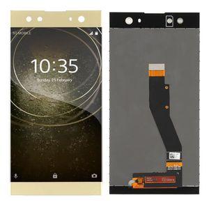 ECRAN DE TÉLÉPHONE Écran LCD + Vitre Tactile pour Sony Xperia XA2 Ult