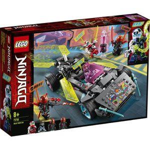 ASSEMBLAGE CONSTRUCTION LEGO® NINJAGO® 71710 La voiture Ninja