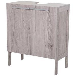 MEUBLE VASQUE - PLAN Meuble salle de bain - meuble sous-vasque - placar