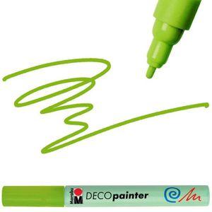 MARQUEUR Feutre peinture Deco painter 1-2 mm Feutre de pein
