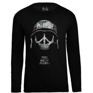 T-SHIRT Tee Shirt Homme FULL METAL JACKET Born To Kill T-S