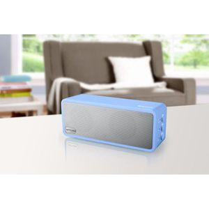 ENCEINTE NOMADE Muse M-350 BTM Enceinte Portable Bluetooth Bleu