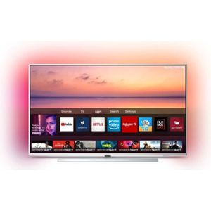 Téléviseur LED Philips 6800 series Téléviseur Smart TV 4K UHD LED